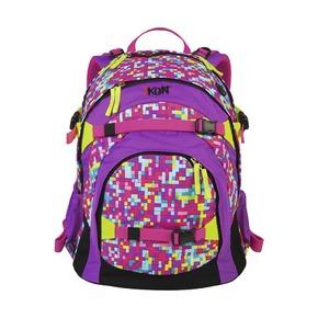Рюкзак Ikon разноцветные пиксели
