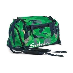Сумка спортивная Satch Green Camou