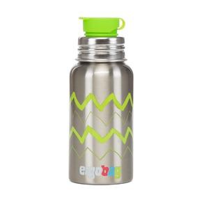 Бутылка для воды Ziczack, зелёная