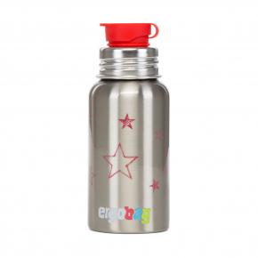 Бутылка для воды Stars, красная