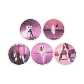 Набор Стикеров Ergobag Ballerina