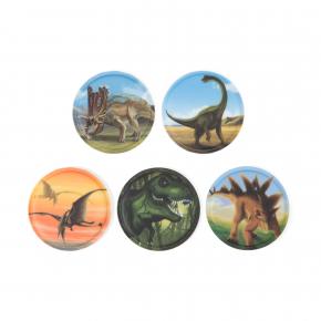Набор Стикеров Ergobag Dinos