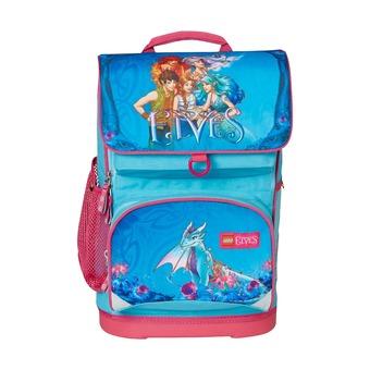 Рюкзак школьный Elves Small, набор 4 в 1