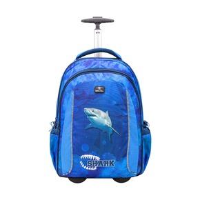 Рюкзак на колесах Easy-Go Shark 2020