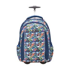 Рюкзак на колесах Easy-Go Graffiti