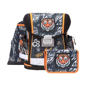 Ранец Classy Wild Tiger с наполнением