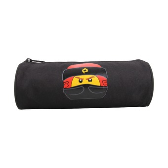 Пенал Ninjago Masks Kai круглый