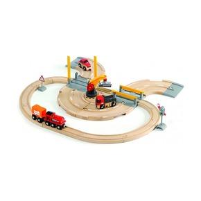 Железная дорога - переезд, 26 элементов