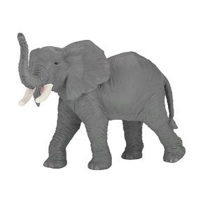 Трубящий слон