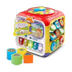 Интерактивный куб Играй и Учись