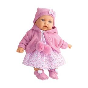 Кукла Азалия в ярко-розовом, озвученная, 27 см