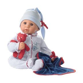 Кукла Куки малыш в голубом