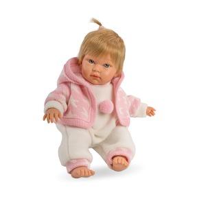 Кукла Кука в розовом, 30 см