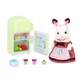 Набор Мама кролик и холодильник