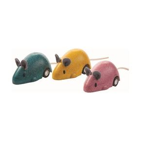 Мыши-машинки