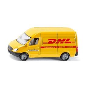 Почтовая машина DHL Mercedes