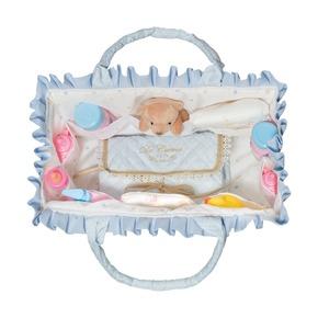 Сумка-переноска для куклы с аксессуарами Decuevas, 40 см