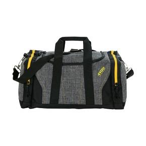 Сумка спортивная 4you Sportbag Серо-желтая