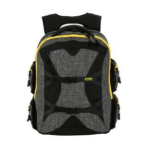 Рюкзак 4you Igrec Sport Серо-желтый