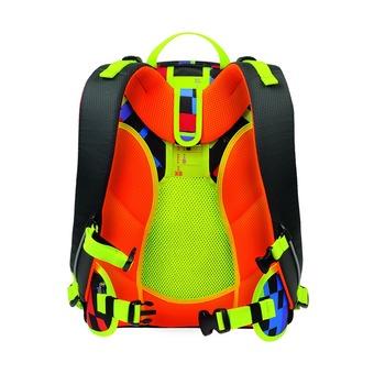 Рюкзак Ikon разноцветная клетка