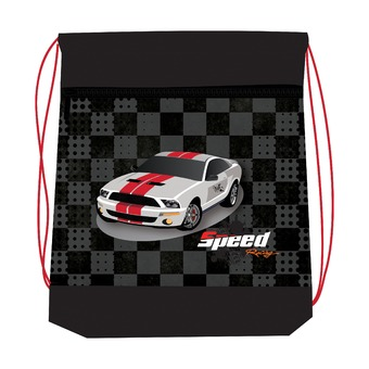 Ранец Customize-Me Speed Car с наполнением