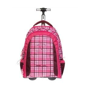 Рюкзак на колесах Easy-Go Pinky
