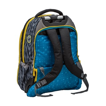 Рюкзак на колесах Easy-Go Lumi Eagle