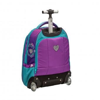 Рюкзак на колесах Easy-Go Snowball