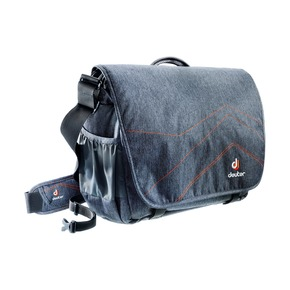 Shoulder Bags Operate III серо-оранжевая