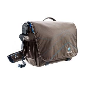 Shoulder Bags Operate II коричнево-бирюзовая