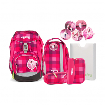 Рюкзак с наполнением Ergobag Basic PrimBear Ballerina