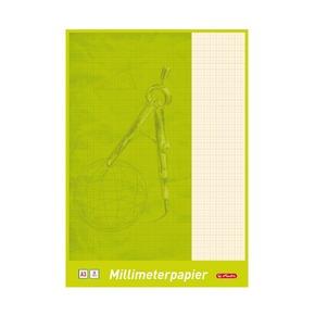 Блокнот миллиметровка, А3, 20л
