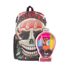 Рюкзак 3D Bags Роджер-Клоун, с наушниками