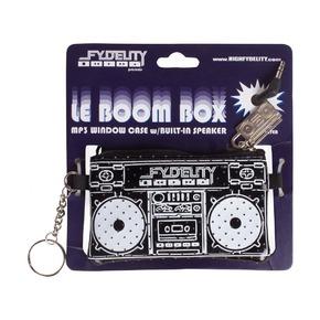 Мини-cумка Fydelity Le Boom Box, Черный