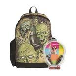 Рюкзак Mojo Walking Dead, с наушниками