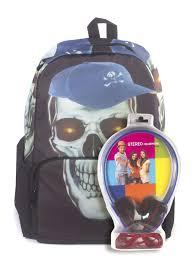 Рюкзак 3D Bags Роджер-Бейсболка, с наушниками