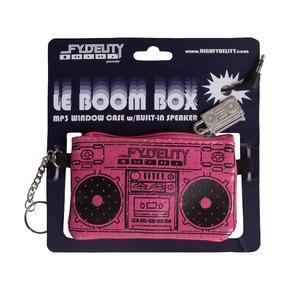 Мини-cумка Fydelity Le Boom Box, Фуксия