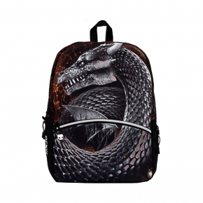 Рюкзак Mojo Silver Dragon