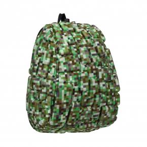 Рюкзак Blok Half, Digital Green