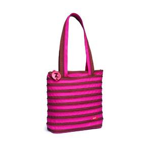 Сумка Premium Tote Beach Bag, розовый/коричневый