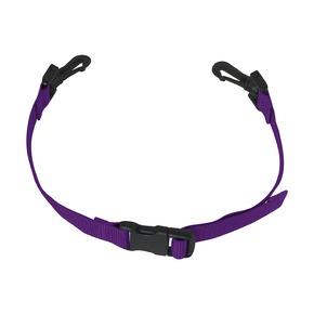 Ремень поясной, фиолетовый