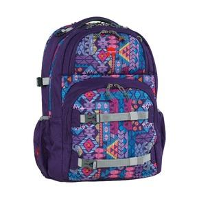 Рюкзак Take-it-Easy Осло Ацтеки, фиолетовый
