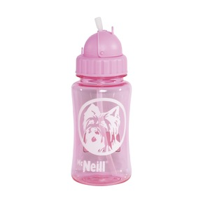 Бутылка для напитков, розовая