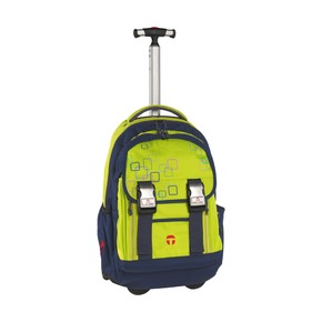 Рюкзак на колесах Take-it-Easy Куб
